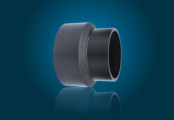 对接式热熔异径直接/管箍/大小头_PE管件
